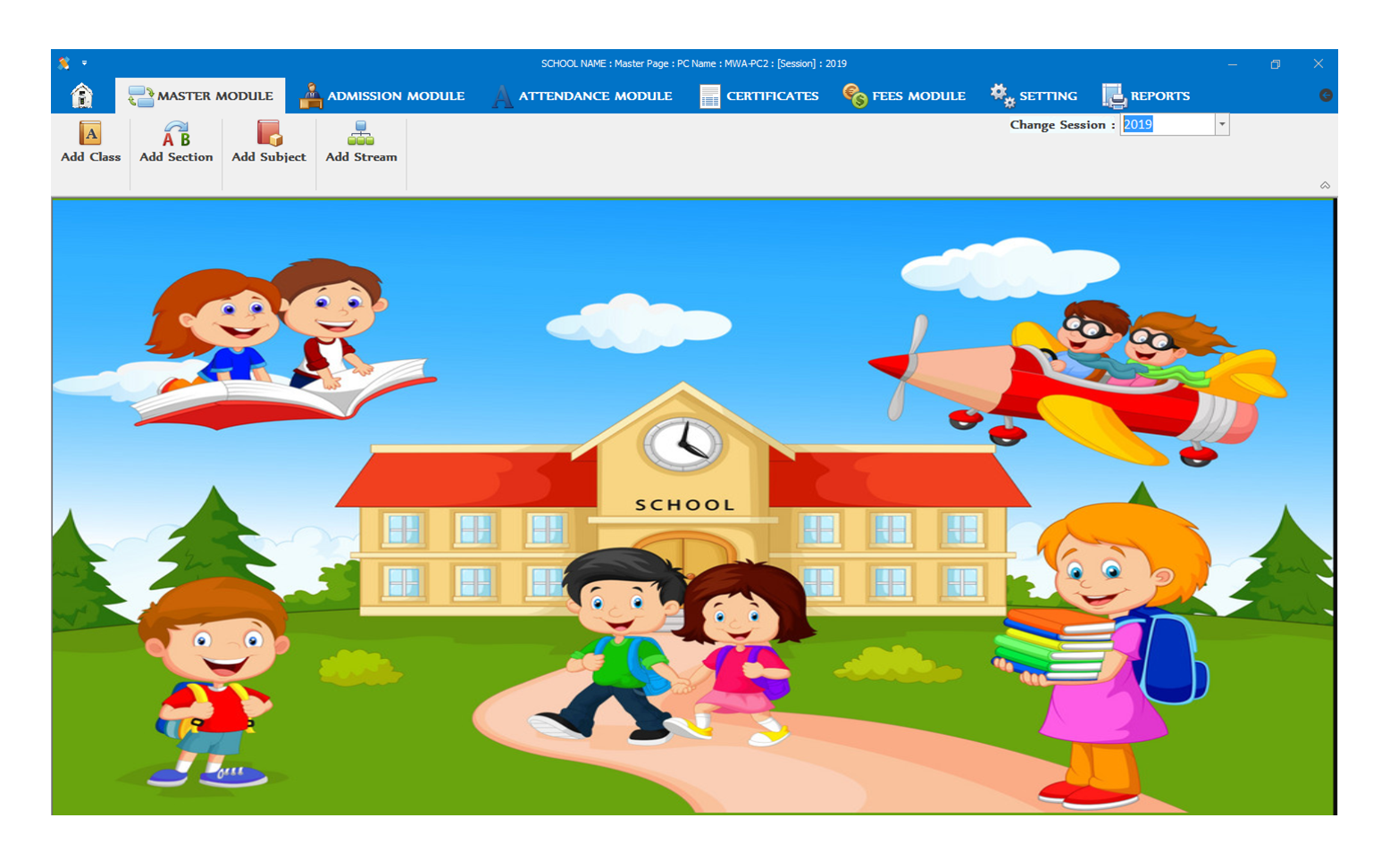 school erp software - MyWebApp Software and Analytics in kota rajasthan