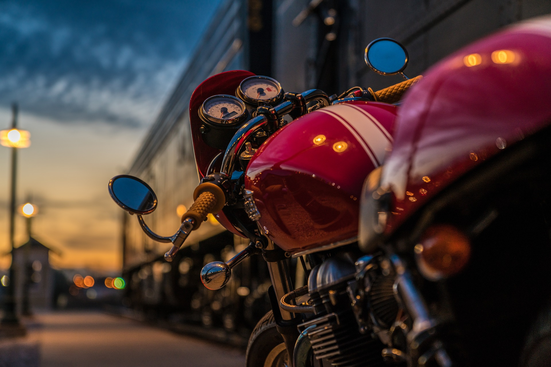 Motorcycle - 2